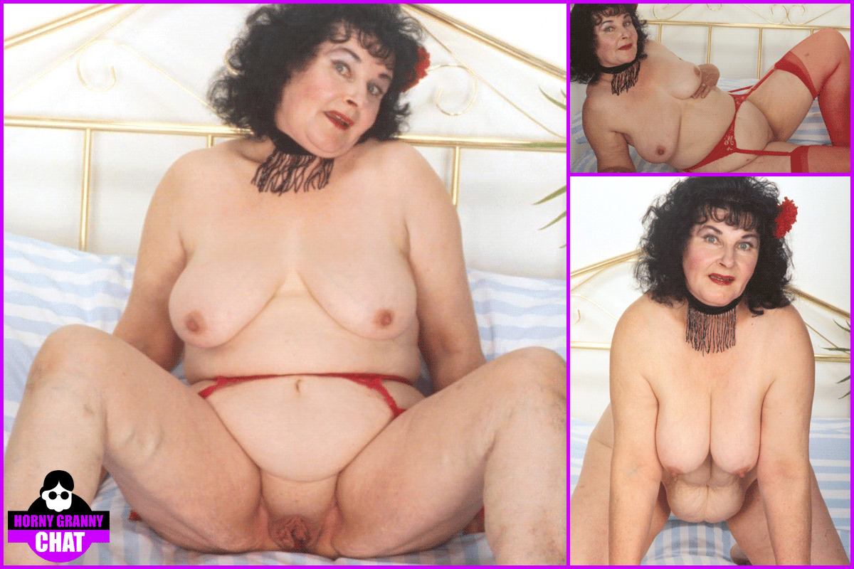 Horny Older Woman Sex Chat