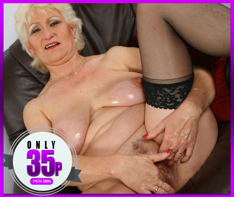 Kinky Grannies On The Phone