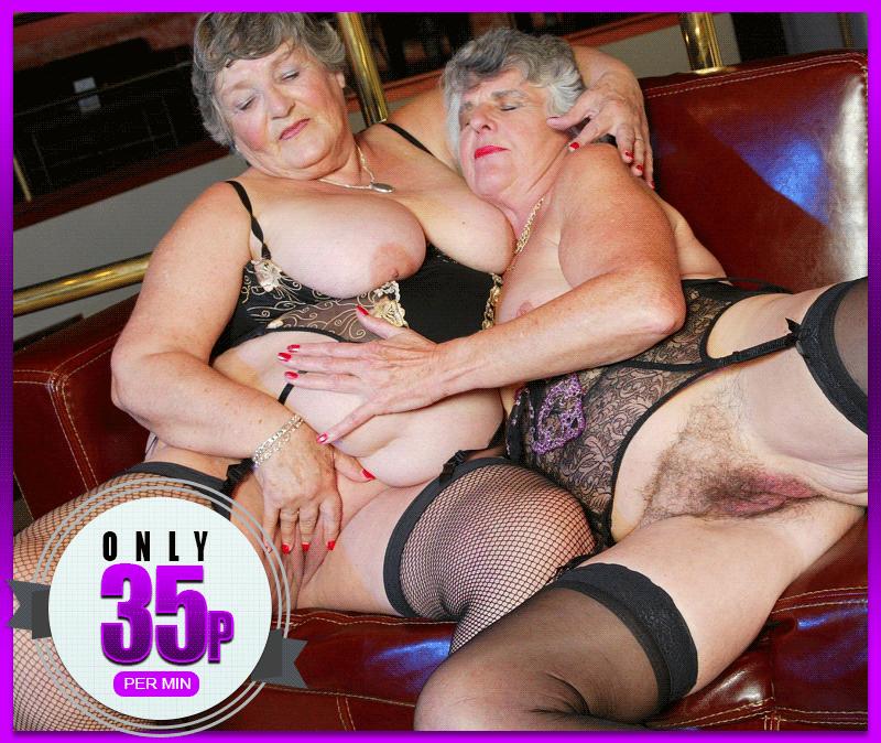 Lesbian Granny Phone Sex