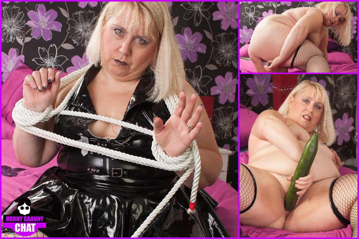 Submissive Granny Phone Sex
